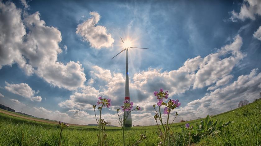 La qualité des contenus misent sur le long terme, comme l'énergie éolienne.